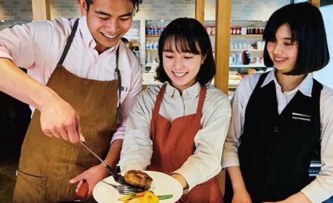 クッキング スタジオ abc